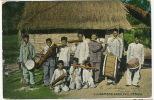 Bamboo Band A 211 Orchestre Instruments En Bambou Voyag Via Siberia - Philippines