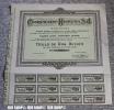 1926, Spanische Aktie - Bank & Versicherung