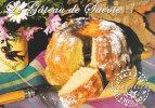 RECETTES DE CUISINE -Le Gâteau De Savoie, éditeur: SECA- R  19 Bis- Cpm, Neuve, Voir La Recette Au Dos,voir Scan, - Recettes (cuisine)