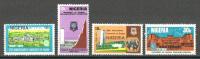 Nigeria 1973 ( University Of Ibadan, 25th Anniversary ) - Complete Set - MNH (**) - Nigeria (1961-...)