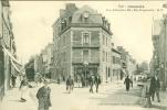 FOUGERES - Rue Alexandre III - Rue Duguesclin - Fougeres