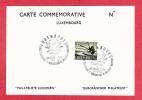 Cachet Illustré LUXEMBOURG  ANNIV. Et XXe CONGRES F.S.P.L. 1963 HOLLERICH-BONNEVOIE - Lettres & Documents