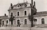 Bellac (87) : La Gare - Bellac