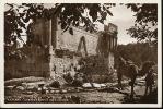 Baalbeck Vue Du Temple De Bacchus  Photo Sport Rue Weygand Beyrouth No 84 Chameau - Lebanon
