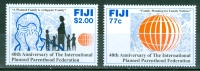 Fiji 1992 Intl. Planned Parenthood Federation MNH** - Lot. 1024 - Fiji (1970-...)