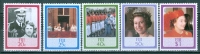 Fiji 1986 IQueen Elizabeth II 60th Birthday MNH** - Lot. 1022 - Fiji (1970-...)