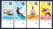 Fiji 1992 1992 Summer Olympics Gamas, Barcelona MNH** - Lot. 1029 - Fiji (1970-...)