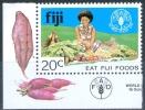Fiji 1981 World Food Day FAO MNH** - Lot. 1034 - Contro La Fame
