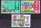 Fiji 1969 25th Anniv. Of The Fiji Military Forces MNH** - Lot. 1041 - Militaria