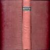 HEBREO HEBREW LIBRO HARDCOVER ROJO PERTENECIO A HERSZ CHASKELBERG CON MUCHOS RECORTES DE DIARIOS CARTA IWO ESTAMPILLAS P - Livres, BD, Revues