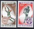 1973, Coupe Du Monde Football - CONGO, Y&T PA No. 179 / 180 , Neuf **, Lot 41058 - Coppa Del Mondo