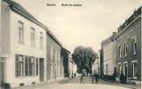 Hannut - Route De Landen -1911 ( Voir Verso ) - Hannut