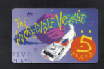 THA INCREDIBLE VOYAGE  ( 5 PLAYS ) CARD - Other Collections