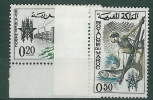 1963-Marokko-Mi 518-519 (**) - Maroc (1956-...)