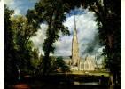 J.Constable : Salisbury Cathedral - Malerei & Gemälde