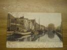 Bruxelles/Quai Au Foin/COLOR /Used 1902 - Maritime