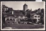 Fribourg - Morat : Restaurant - Pension Des Bains - Vers 1955 (9501) - FR Fribourg