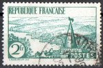 France 1935 Riviere Bretonne Obl. - - France