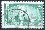 France 1937 Benjamin Delessert Obl. - Used Stamps