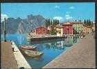 TORBOLE Il Porto Lago Di Garda Salo Trento 1980 - Trento
