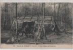 FORET DE SENART ( .une Cabane De Bucherons.) - Non Classés