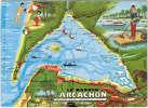 Arcachon - Représentation Géographique - Arcachon