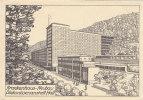 Karte Mit DR 465 EF, Poststempel: Calw 13.6.1932, AK: Schwäbisch Hall, Diakonissenkrankenhaus, Neubau - Gebraucht