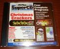 Christmas Crackers Pc Plus January 1997 Édition Sur Cd-Rom - Encyclopedieën