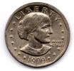 STATI UNITI 1 DOLLAR 1979 - 1979-1999: Anthony