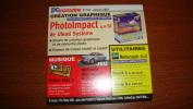PhotoImpact 4.0 Se De Ulead Systems Pc Magazine 152 Janvier 2001 Édition Sur Cd-Rom - Informatica