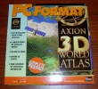 Axion 3D World Atlas The World At Your Fingertips Édition Sur Cd-Rom - Encyclopédies