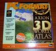 Axion 3D World Atlas The World At Your Fingertips Édition Sur Cd-Rom - Encyclopedieën