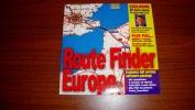 Route Finder Europe 40 Countries Édition Sur Cd-Rom - Encyclopédies