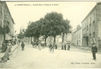COURS - Grande Rue Et Place De La Mairie - France