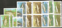 Azerbaigian  1992  MNH  -  Yv. 104/109   4x - Azerbaijan