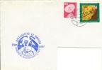 Pli Polaire Allemand. Antarktis VII, 1988/89. - Philatélie Polaire