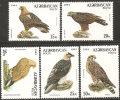 Azerbaigian  1994  MNH  -  Yv. 167/171 - Azerbaijan