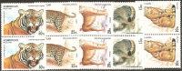 Azerbaigian  1994  MNH  -  Yv. 187/91  Coppia - Azerbaïjan