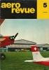 Aero Revue - Mai 1964 - Lausanne-Blécherette - Avion
