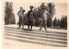 PHOTO  ...BUENOS AIRES .policeman..SOUVENIR DE ..OCTOBRE 1928  Voir Scan.  For:  78  X  60 Mm - Photos