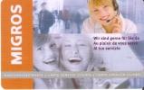 TARJETA DE REGALO DE MIGROS (GIFT CARD-CARTE-CADEAU)(no Es Tarjeta Telefónica) - Publicidad