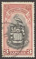 British Virgin Islands 1951 SG# 130 INAUGURATION OF BWI UNIVERSITY COLLEGE - Iles Vièrges Britanniques