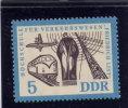 GERMANY DDR, 1964, # 629,  Transportation & Communication   Mnh - [6] République Démocratique