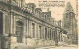 CPA N&b Ham - Ancienne Abbaye - 1912 - Ham