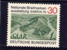 GERMANY,  1970, # 1017,  Sabria National Stamp Exhibition  Mnh - [7] République Fédérale