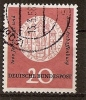 = BRD 1957 - Michel 255 O = - Used Stamps