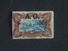 Ruanda-Urundi 1918 Rode-Kruis Croix-Rouge Surchargé Yv & COB 41 MH * - 1916-22: Mint/hinged