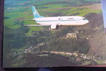 LUXAIR  B 737 400          AIRLINE ISSUE - 1946-....: Moderne