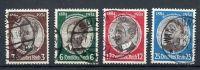 Kolonialforscher   Mi. 540-543    O/used    EUR 38   Siehe  Bild - Germania