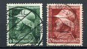Heldengedenktag   Mi. 569-570    O/used    EUR  4   Siehe  Bild - Germania